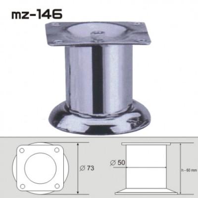 Опора мебельная mz-146