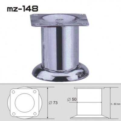 Опора мебельная mz-148